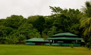 Ranger Station in Corcovado National Park Osa Peninsula Costa Rica